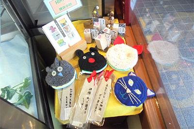 店内のHIKARI商品